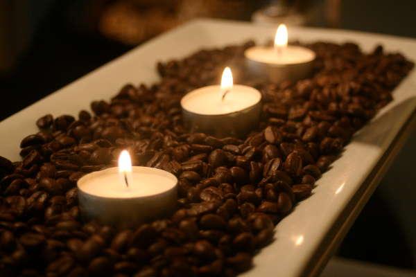 Декорування кавовими зернами - фото 5