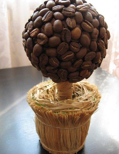Декорування кавовими зернами - фото 18
