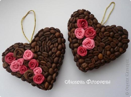 Декорування кавовими зернами - фото 15
