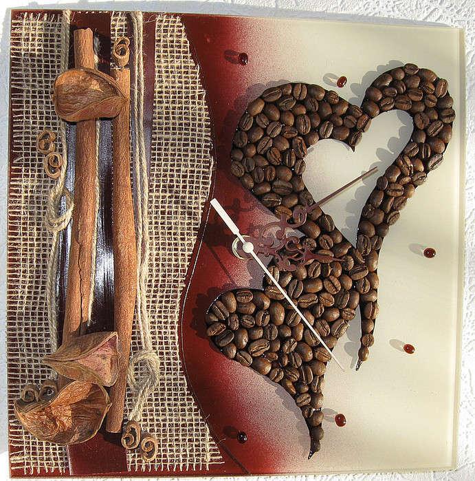 Декорування кавовими зернами - фото 26