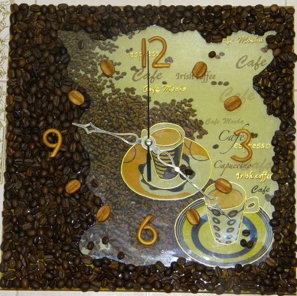 Декорування кавовими зернами - фото 27