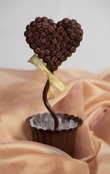 Декорування кавовими зернами - фото 20