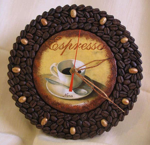Декорування кавовими зернами - фото 8