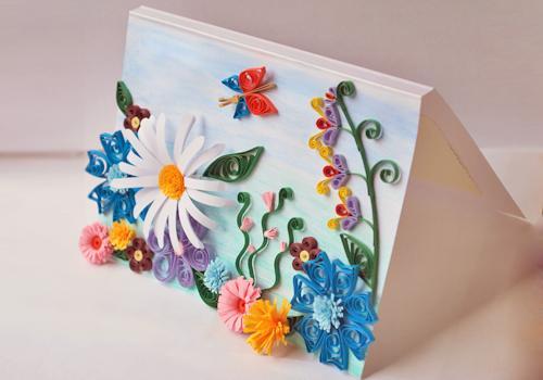 Handmade листівки своїми руками
