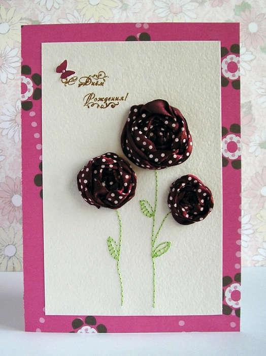 Handmade листівки своїми руками - фото 13
