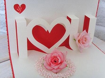 Валентинки своїми руками - фото 13