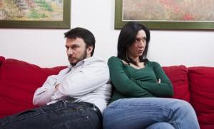 Основні причини сварок з чоловіком
