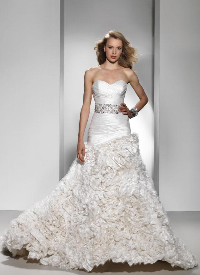 Весільні сукні 2013 - фото 14