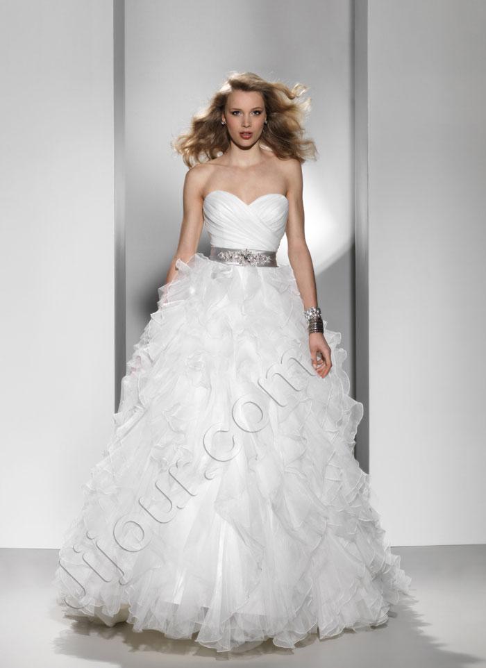 Весільні сукні 2013 - фото 24