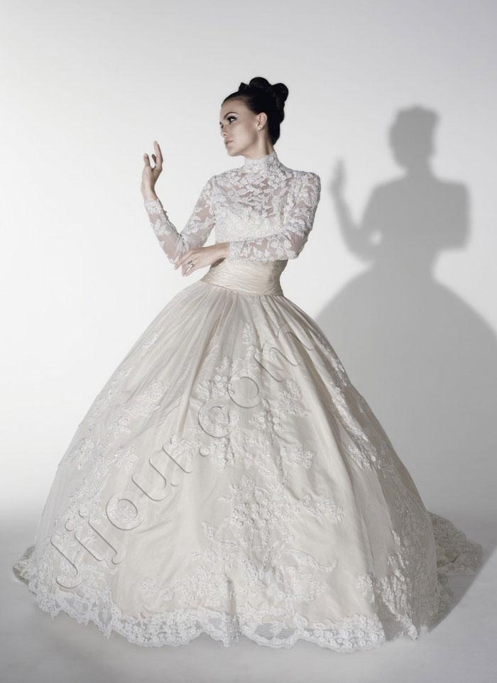 Весільні сукні 2013 - фото 31