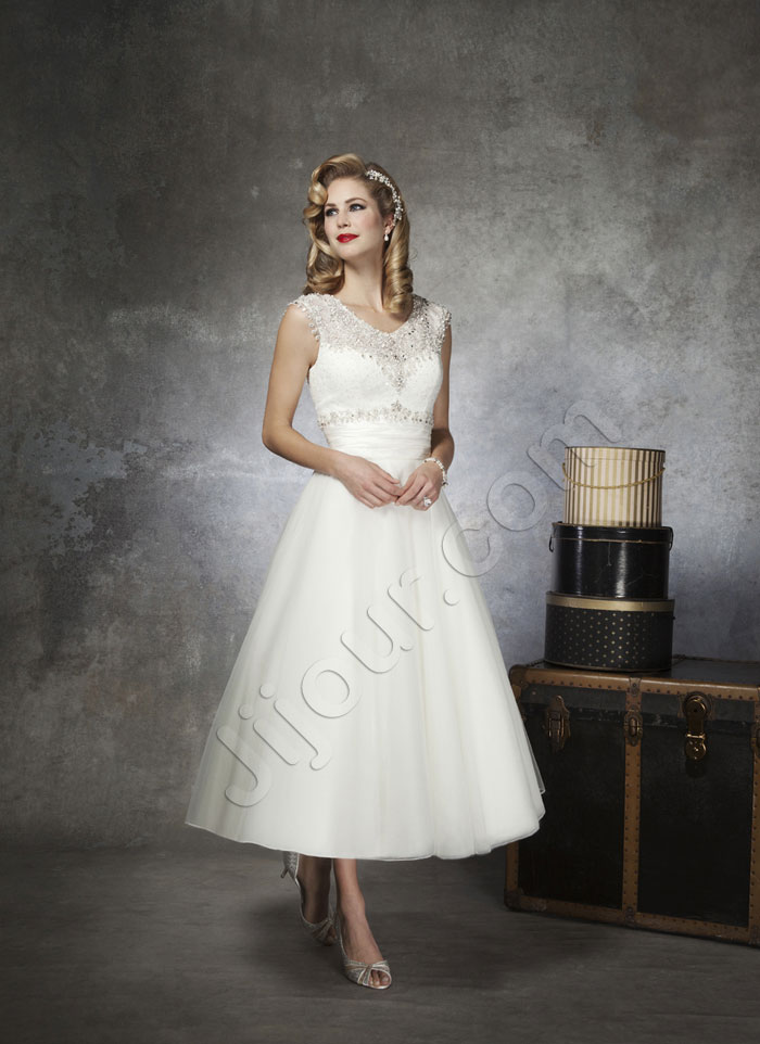 Весільні сукні 2013 - фото 7