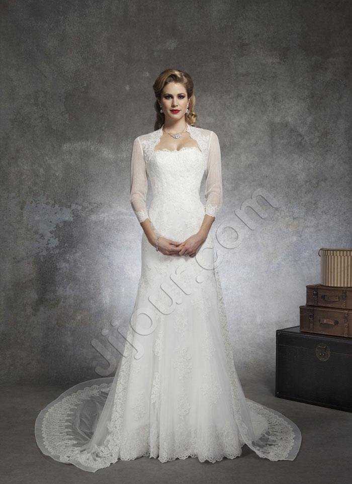 Весільні сукні 2013 - фото 8