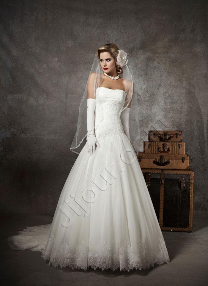Весільні сукні 2013 - фото 9