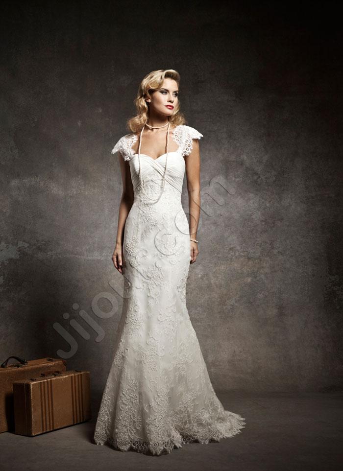 Весільні сукні 2013 - фото 10