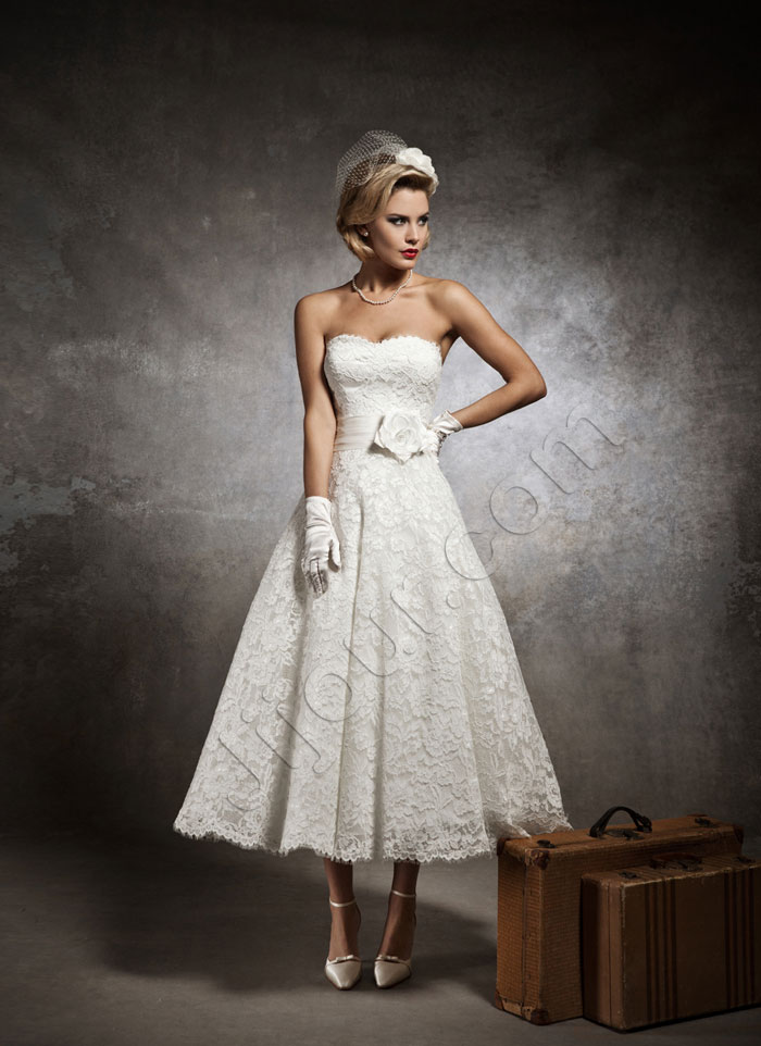 Весільні сукні 2013 - фото 11