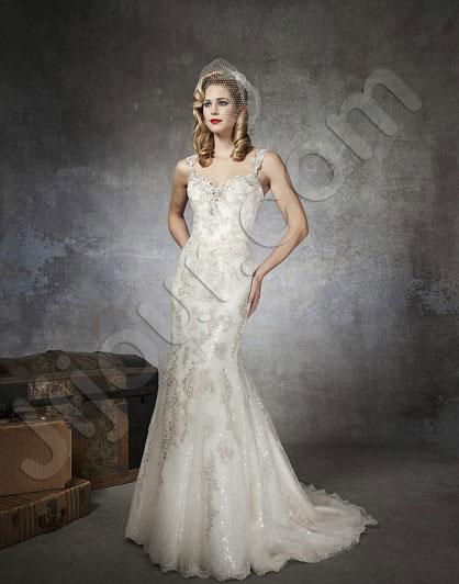 Весільні сукні 2013 - фото 5
