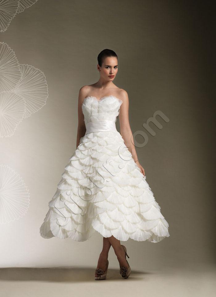 Весільні сукні 2013 - фото 19
