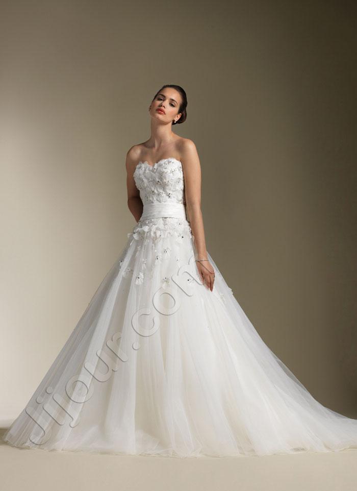 Весільні сукні 2013 - фото 20