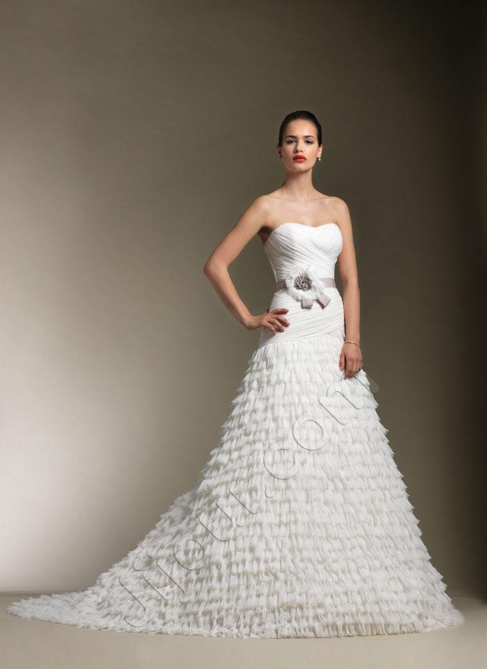 Весільні сукні 2013 - фото 21
