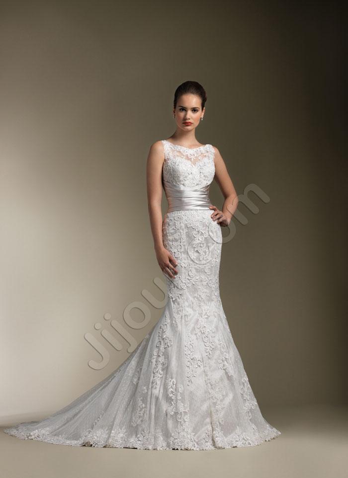 Весільні сукні 2013 - фото 22