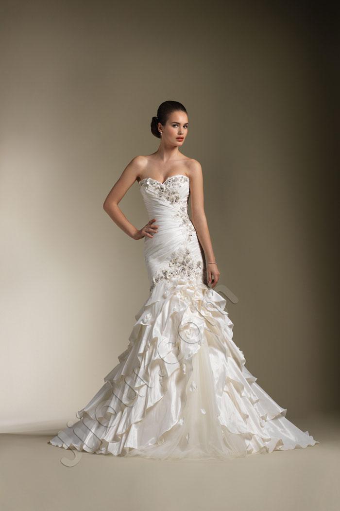 Весільні сукні 2013 - фото 23