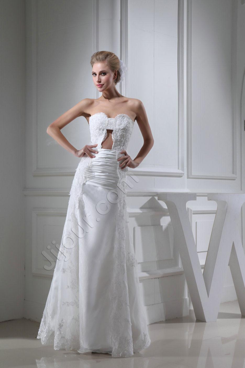 Весільні сукні 2013 - фото 28
