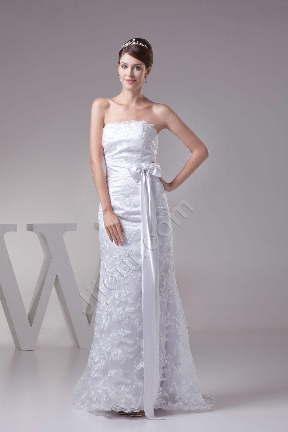 Весільні сукні 2013 - фото 29