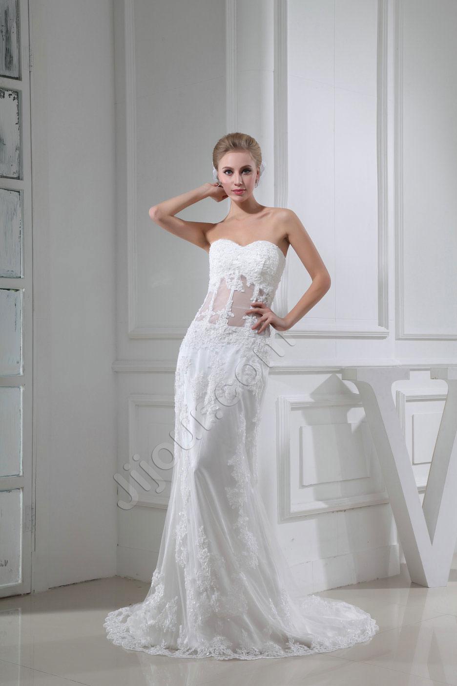 Весільні сукні 2013 - фото 30
