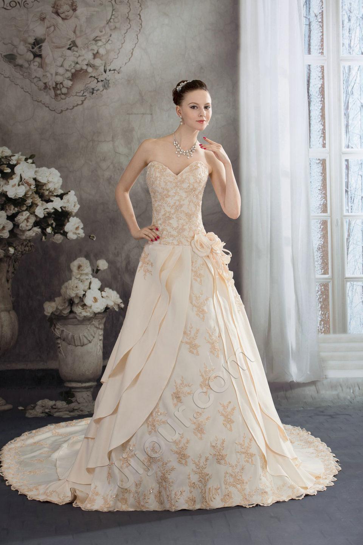 Весільні сукні 2013 - фото 50