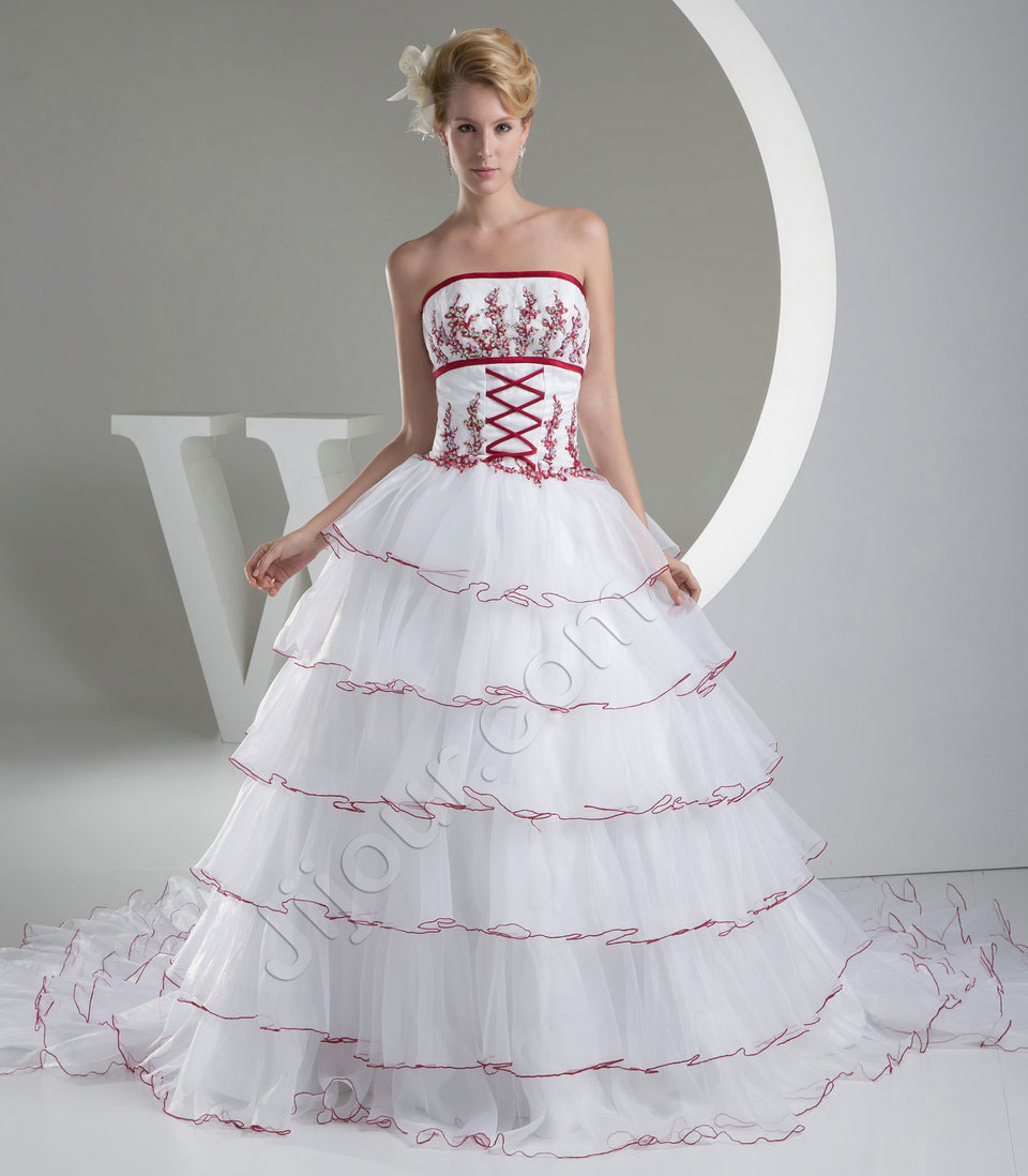 Весільні сукні 2013 - фото 46