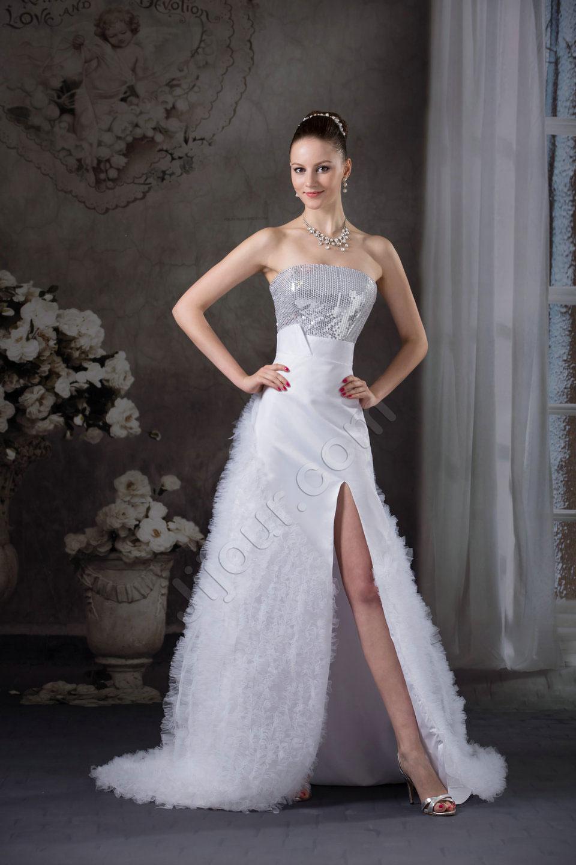 Весільні сукні 2013 - фото 41