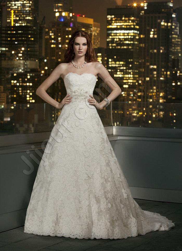 Весільні сукні 2013 - фото 2