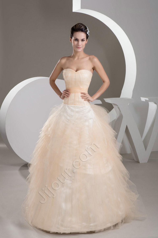 Весільні сукні 2013 - фото 57
