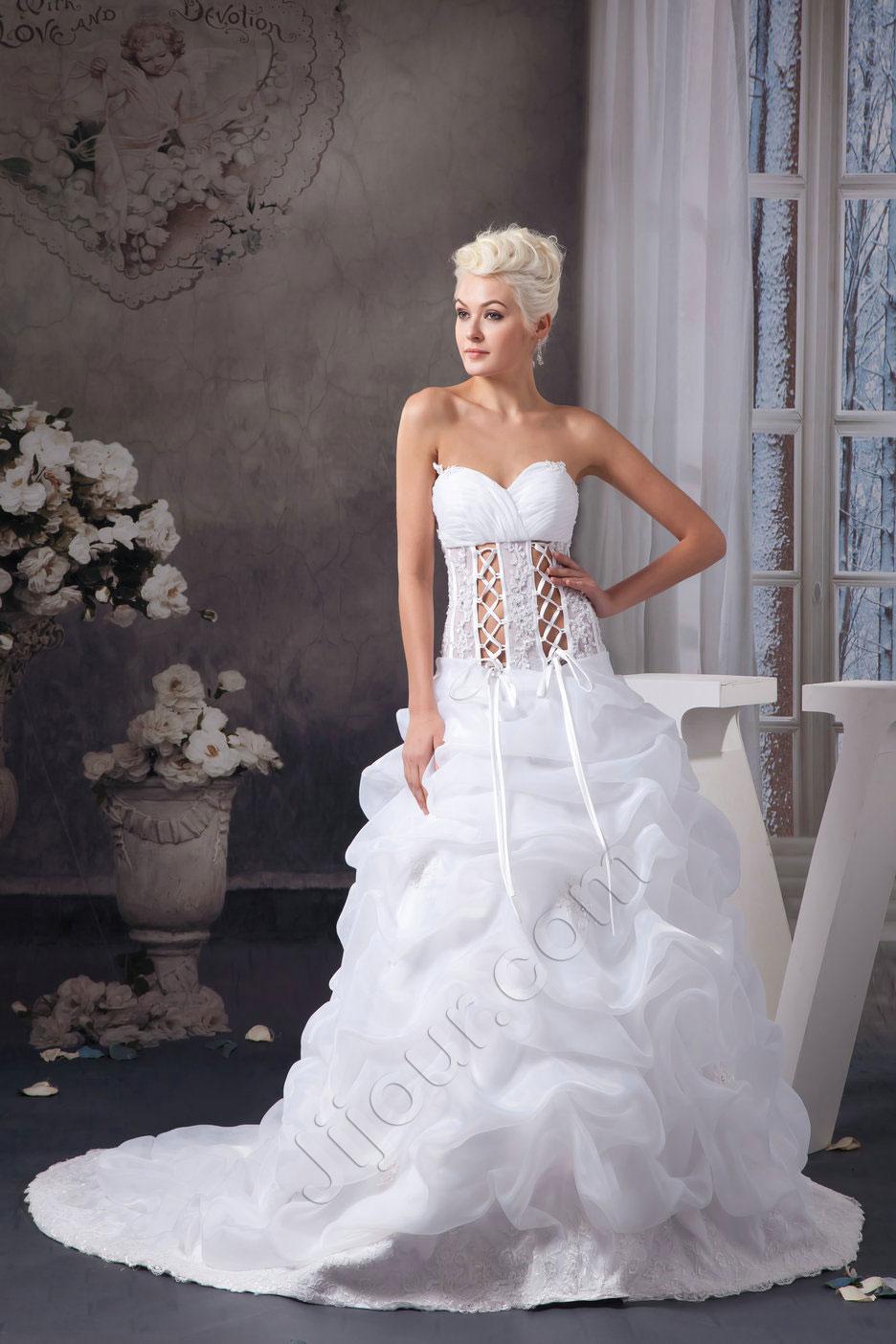 Весільні сукні 2013 - фото 40