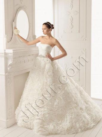 Весільні сукні 2013 - фото 34