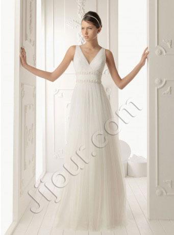 Весільні сукні 2013 - фото 36