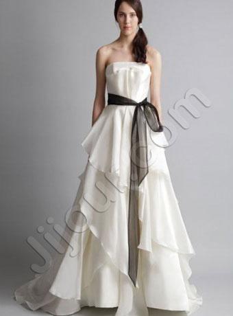 Весільні сукні 2013 - фото 33