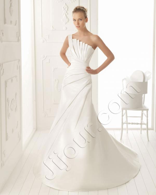 Весільні сукні 2013 - фото 42
