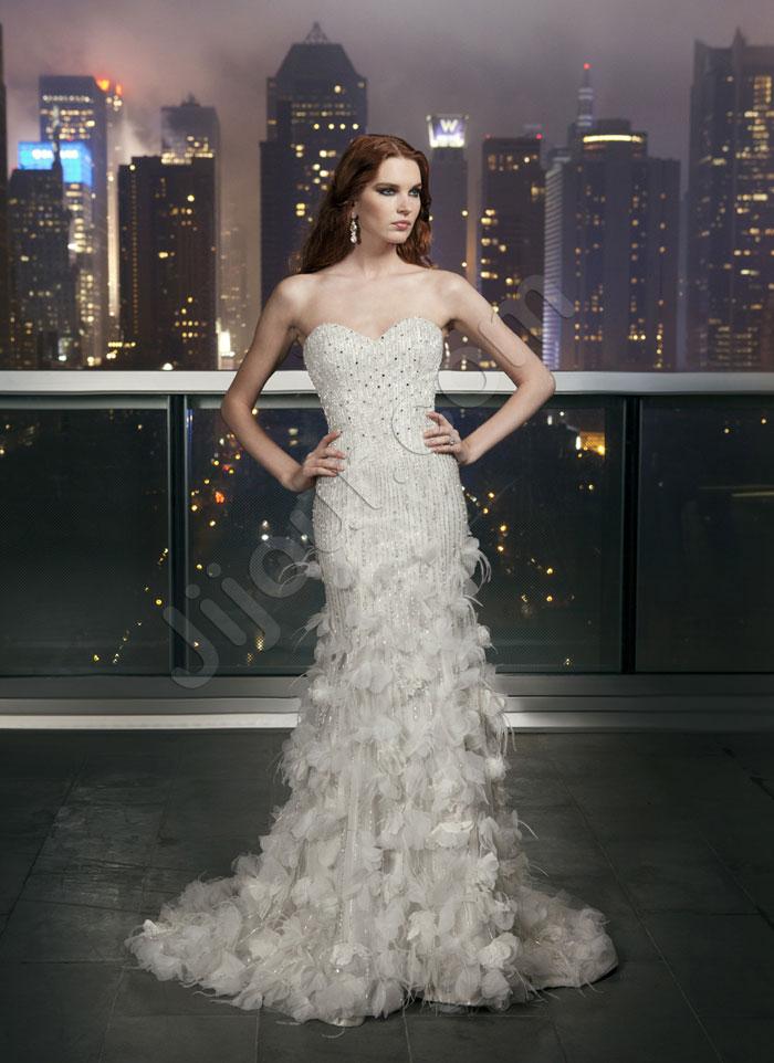 Весільні сукні 2013 - фото 3