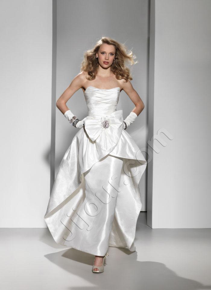 Весільні сукні 2013 - фото 15