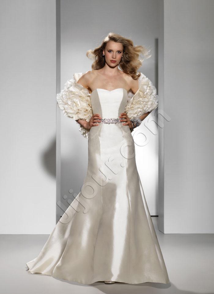 Весільні сукні 2013 - фото 16