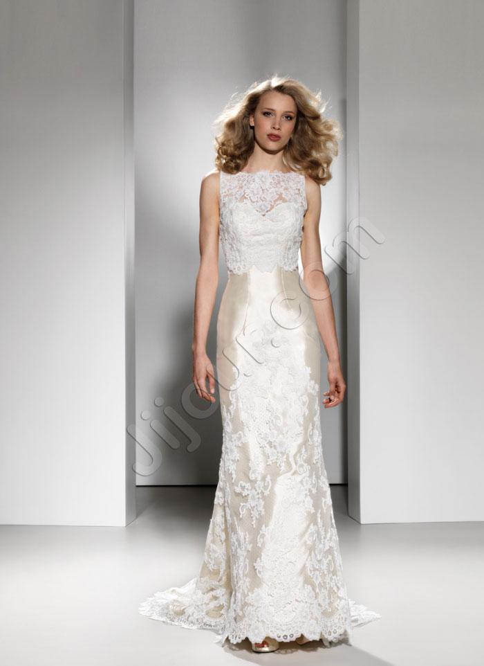 Весільні сукні 2013 - фото 17