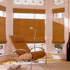 Бамбукові штори