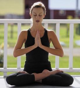 Як вибрати килимок для йоги