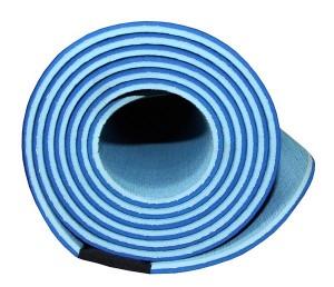 Вибір килимка для йоги