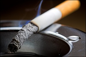 Паління забирає в людини 10 років життя