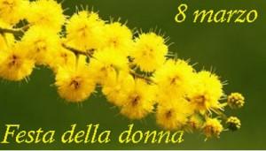 Привітання з 8 березня італійською