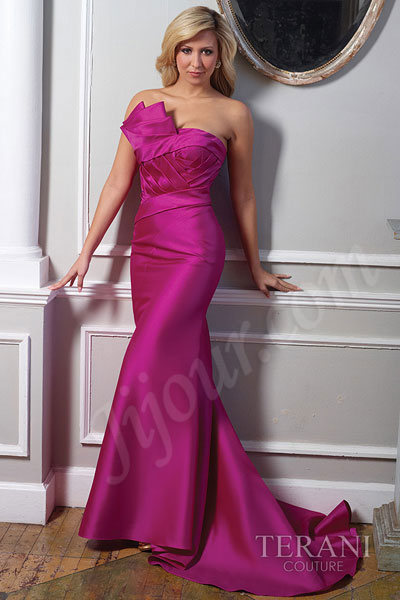 Вечірні сукні 2013 - фото 14