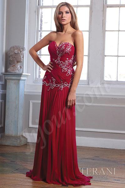 Вечірні сукні 2013 - фото 20