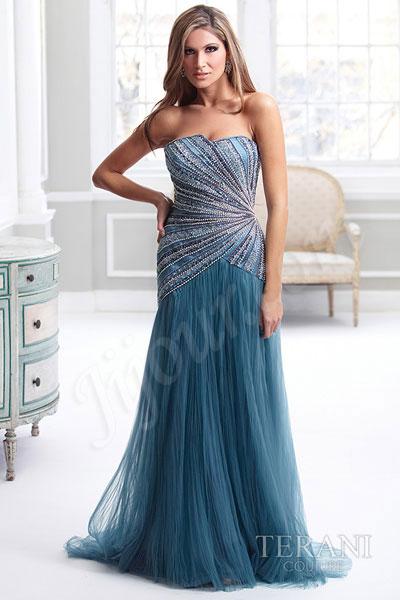 Вечірні сукні 2013 - фото 11